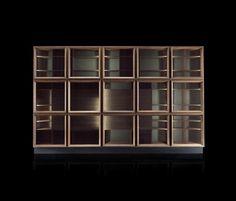 Storage systems | Storage-Shelving | Q-Case | Henge | Massimo. Check it on Architonic