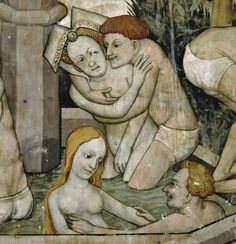 Ciclo degli eroi e delle eroine, c. 1420 Castello della Manta (Cuneo)