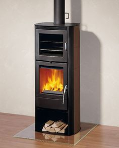 Discover All The Information About The Product Wood Heating Stove /  Contemporary / Steel / Stone ECO II   Rika And Find Where You Can Buy It.