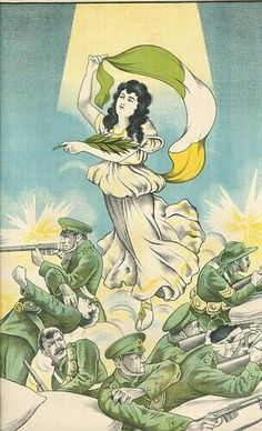Ireland 1916, Cool Stuff, Fictional Characters, Art, Art Background, Kunst, Performing Arts, Fantasy Characters