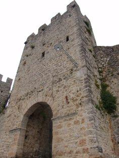 Vico nel Lazio (FR), Porta Orticelli