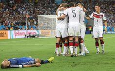 Alemania gol  final