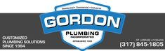 Indianapolis Plumbers and Sewer Contractors at Gordon Plumbing Announce New Website Launch
