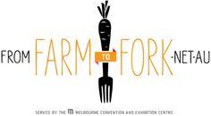 From Farm to Fork Farm Gate, Logo Design, Graphic Design, Buckets, Farmers Market, Corporate Events, Wine Recipes, Fork, Creativity