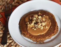 Pumpkin Bran Pancakes