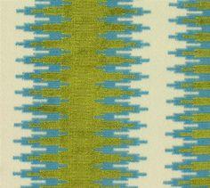 Mary Jo's Cloth Store - Fabrics - Konya - Blue/Green (Hamilton Fabrics)
