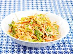 Salaattislaw - Reseptit