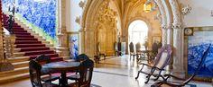 Palace Hôtel do Bussaco ***** VeryChic - Ventes privées d'hôtels extraordinaires