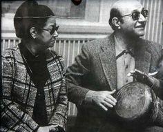 Oum Kulthoum and Abdel Wahab