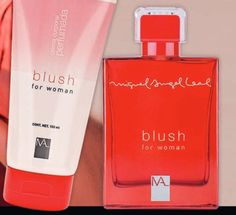 Pack #perfume y #crema corporal #Blush  #Oferta 21,95€