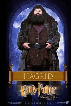 old hagrid poster