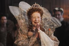 Vanessa Redgrave as Queen Elizabeth i in Anonymous (2011) Movie