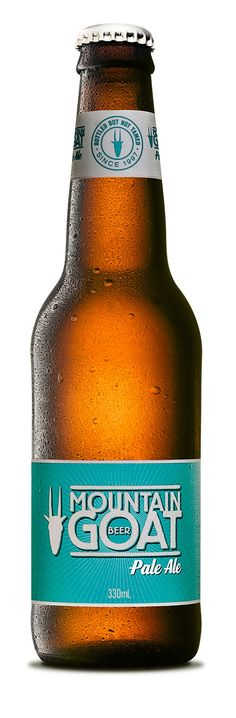 Mountain Goat Pale Ale.