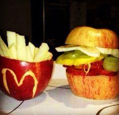 Healthy Mc Menu