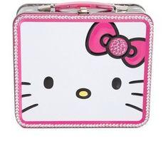 Glitzy Bella 'Hello Kitty Lunch Box (Girls)
