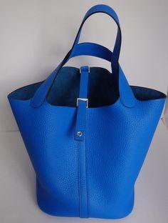 Hermes | More Hermes here: http://mylusciouslife.com/the-hermes-birkin-bag-vs-hermes-kelly-bag/
