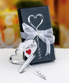 "Chrome Heart ""Love"" Corkscrew"