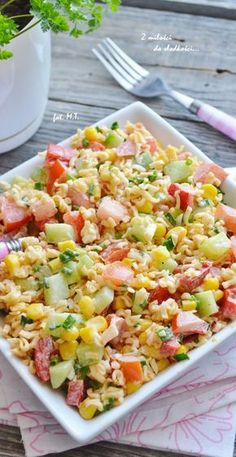 Salad Recipes, Salsa, Ethnic Recipes, Kitchen, Food, Cooking, Kitchens, Essen, Salsa Music