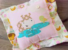 Create a critter pillow