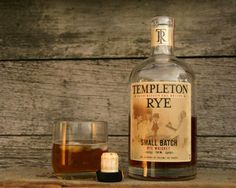 Templeton Rye - an Amazing Iowan Whiskey with a Rich History