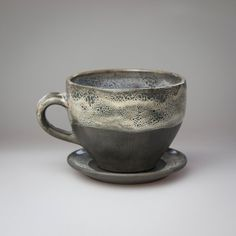 cup and saucer by Ceramic Soul absolutely l love this!