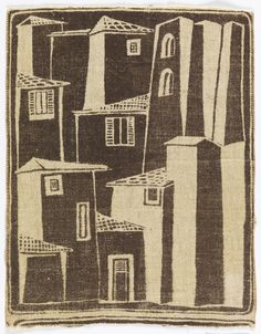 Swedish weaving, 1954