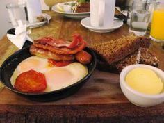 The Dublin Diary: Brunch at Hatch & Sons- love the presentation