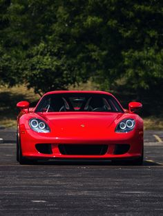 Porsche Carrera GT #porschecarreragt