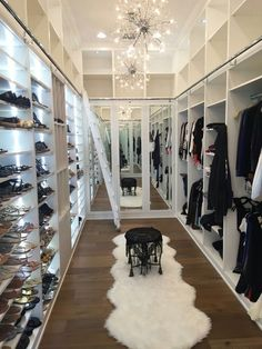 Walk In Closet Design, Bedroom Closet Design, Master Bedroom Closet, Closet Designs, Bedroom Decor, Bedroom Small, Dream Home Design, Home Interior Design, House Design
