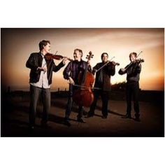 Turtle Island Quartet - just discovered them. Modern Chamber music. Hendrix and Jazz on strings