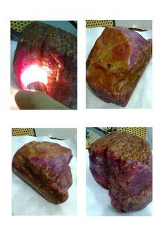 Wonderful Ruby in Mother Rock 1,400 gram, found in Yen Bai, Nord Viet Nam: www.kn-jewellery.com - https://www.facebook.com/kn.gemstones?ref=hl