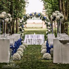 #yesterday #wedding #ceremony #conventodellannunciata #matrimonio #weddingflorist #weddingdesign by @fioreallocchiello.it Ph. Andrea Dal Prato