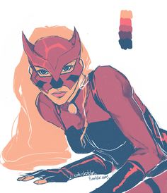 Really cool Artemis Crock Tigress picture