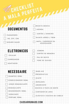 Travel Checklist, Travel List, Travel Guides, Au Pair, Travel Organization, Flight Attendant, How To Take Photos, Good To Know, Traveling By Yourself