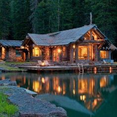 It would be nice to have something like this to get away to