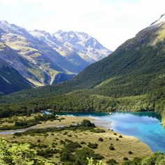 Blue Lake, Tasman Region, South Island, New Zealand. Blue Lake (Rotomairewhenua in Māori) is a small lake in Nelson Lakes National Park, in the northern reaches of New Zealand's Southern Alps. Sacred to local Māori, it has the clearest natural fresh water in the world.