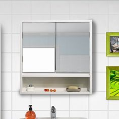 "You'll love the Montreal 22.1"" x 22.8"" Surface Mount Medicine Cabinet at Wayfair - Great Deals on all Home Improvement products with Free Shipping on most stuff, even the big stuff."