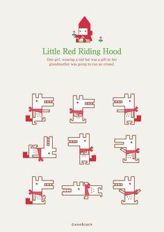 Little Red Riding Hood by Elizabeth Soo (2015)