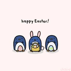 Happy #Easter! #penguins