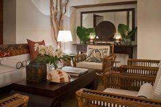 Hotel Casa SanAgustin K.S. McRorie Design