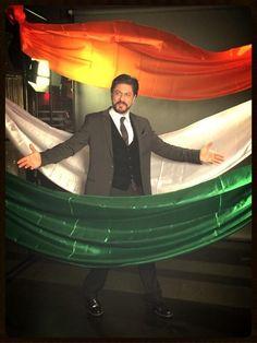 Shah Rukh Khan. SRK