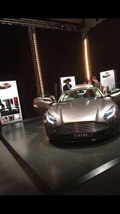 Ceyhun Kirimli online: Yeni Aston Martin DB11