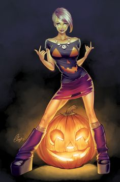 Halloweencholic by Elias-Chatzoudis.deviantart.com on @deviantART