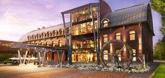 Bajkowy hotel