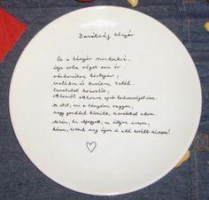 Barátság tányér   A napfény illata
