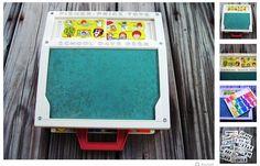 Vintage fisher price Desk