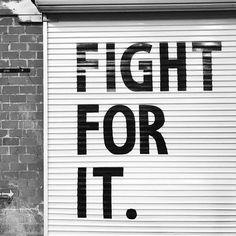 "16 Likes, 3 Comments - Clint (@runclint) on Instagram: ""FIGHT FOR IT#fightforit #motivationmonday #mondaymotivation #motivation #riseandgrind #hustle…"""
