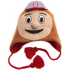 Zoozatz Ohio State University Buckeye Stocking Hat #VonMaur