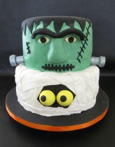 halloween cake ideas | Creative Halloween Cake Ideas