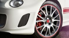 """""""Celebrating The Icon"""": The debut of the Abarth 595 '50th Anniversary' limited edition at the Frankfurt Motor Show"""